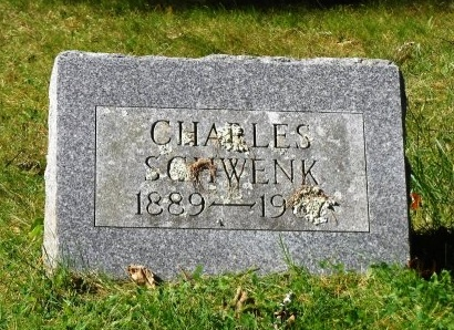 SCHWENK, CHARLES - Suffolk County, New York | CHARLES SCHWENK - New York Gravestone Photos