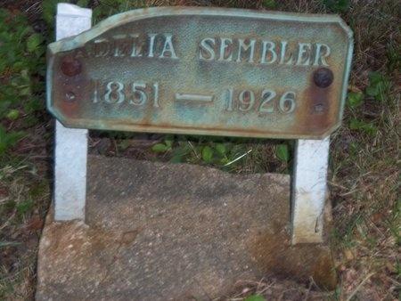 SEMBLER, ADELIA - Suffolk County, New York | ADELIA SEMBLER - New York Gravestone Photos