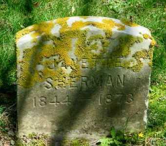 SHERMAN, JANETTE - Suffolk County, New York   JANETTE SHERMAN - New York Gravestone Photos