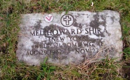 SHIRA (SERV), MEL HOWARD - Suffolk County, New York | MEL HOWARD SHIRA (SERV) - New York Gravestone Photos