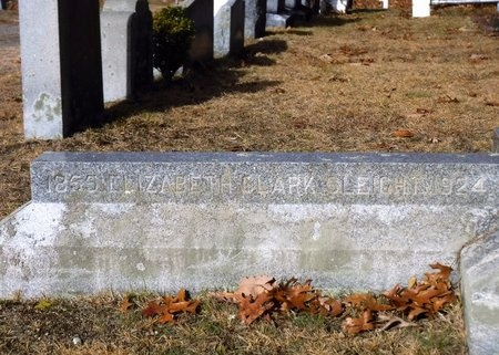 CLARK, ELIZABETH - Suffolk County, New York | ELIZABETH CLARK - New York Gravestone Photos