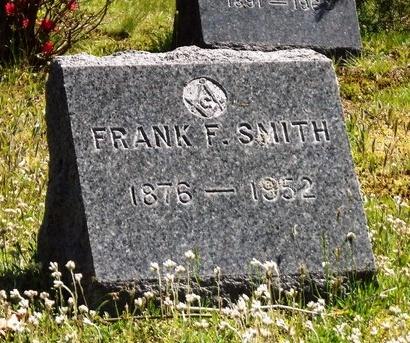 SMITH, FRANK F - Suffolk County, New York | FRANK F SMITH - New York Gravestone Photos