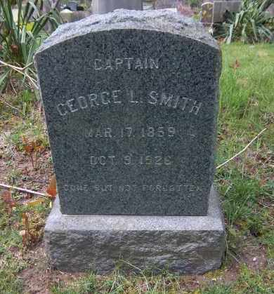 SMITH, GEORGE L. - Suffolk County, New York | GEORGE L. SMITH - New York Gravestone Photos