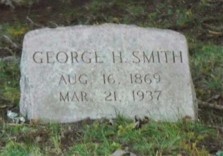 SMITH, GEORGE H - Suffolk County, New York | GEORGE H SMITH - New York Gravestone Photos