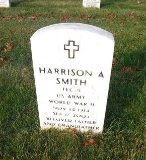 SMITH (WWII), HARRISON A - Suffolk County, New York | HARRISON A SMITH (WWII) - New York Gravestone Photos