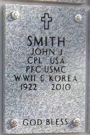 SMITH, JOHN J. - Suffolk County, New York | JOHN J. SMITH - New York Gravestone Photos