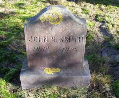 SMITH, JOHN S - Suffolk County, New York | JOHN S SMITH - New York Gravestone Photos