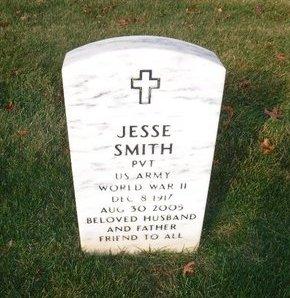 SMITH (WWII), JESSE - Suffolk County, New York   JESSE SMITH (WWII) - New York Gravestone Photos