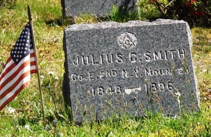 SMITH, JULIUS G - Suffolk County, New York | JULIUS G SMITH - New York Gravestone Photos