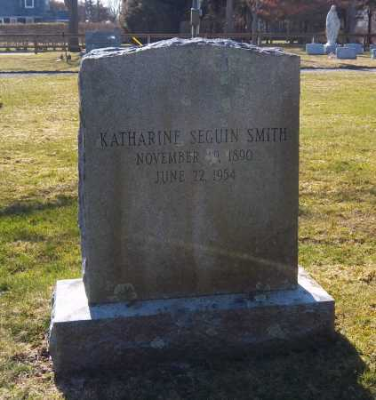 SEGUIN, KATHARINE - Suffolk County, New York | KATHARINE SEGUIN - New York Gravestone Photos