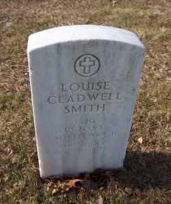 CALDWELL SMITH (WWII), LOUISE - Suffolk County, New York | LOUISE CALDWELL SMITH (WWII) - New York Gravestone Photos