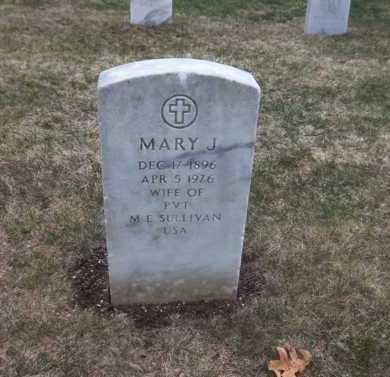 SMITH, MARY J - Suffolk County, New York | MARY J SMITH - New York Gravestone Photos