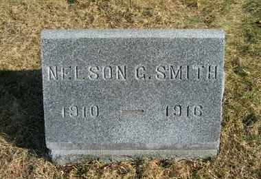 SMITH, NELSON G. - Suffolk County, New York | NELSON G. SMITH - New York Gravestone Photos