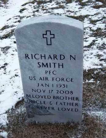 SMITH, RICHARD N - Suffolk County, New York | RICHARD N SMITH - New York Gravestone Photos