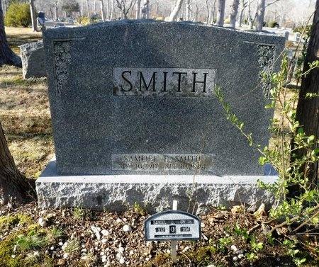 SMITH, SAMUEL E - Suffolk County, New York   SAMUEL E SMITH - New York Gravestone Photos