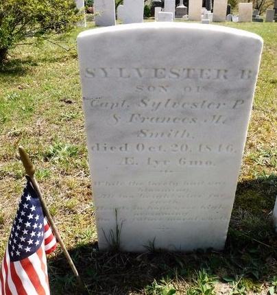 SMITH, SYLVESTER B - Suffolk County, New York | SYLVESTER B SMITH - New York Gravestone Photos