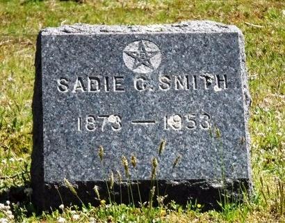 SMITH, SADIE G - Suffolk County, New York | SADIE G SMITH - New York Gravestone Photos