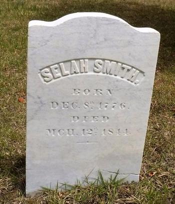 SMITH, SELAH - Suffolk County, New York | SELAH SMITH - New York Gravestone Photos