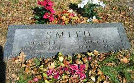 SMITH, ALICE O. - Suffolk County, New York | ALICE O. SMITH - New York Gravestone Photos