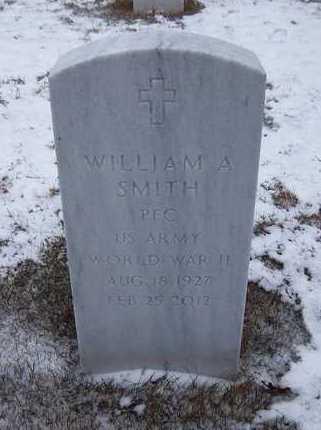 SMITH, WILLIAM A - Suffolk County, New York | WILLIAM A SMITH - New York Gravestone Photos