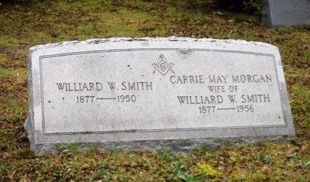 SMITH, CARRIE MAY - Suffolk County, New York | CARRIE MAY SMITH - New York Gravestone Photos