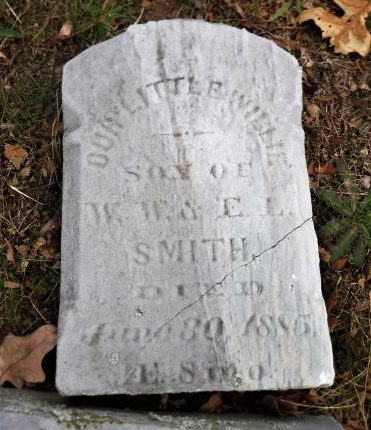 SMITH, WILLIE - Suffolk County, New York | WILLIE SMITH - New York Gravestone Photos