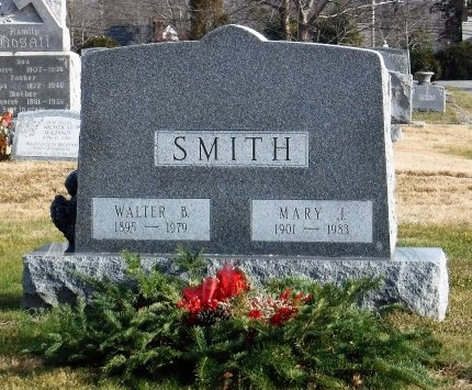 SMITH, MARY J - Suffolk County, New York | MARY J SMITH - New York Gravestone Photos