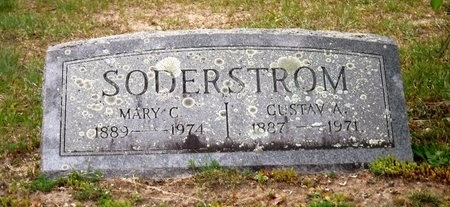 SODERSTROM, MARY C - Suffolk County, New York | MARY C SODERSTROM - New York Gravestone Photos