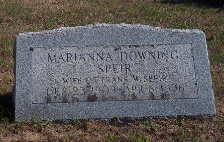 DOWNING SPEIR, MARIANNA - Suffolk County, New York   MARIANNA DOWNING SPEIR - New York Gravestone Photos