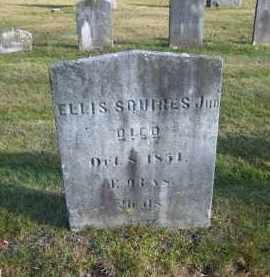 SQUIRES, ELLIS - Suffolk County, New York | ELLIS SQUIRES - New York Gravestone Photos
