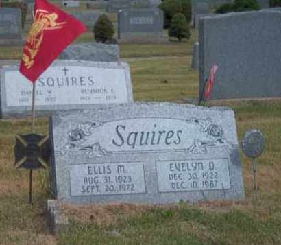 SQUIRES, EVELYN O - Suffolk County, New York | EVELYN O SQUIRES - New York Gravestone Photos