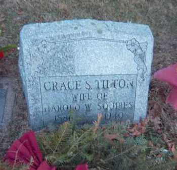 SQUIRES, GRACE - Suffolk County, New York   GRACE SQUIRES - New York Gravestone Photos