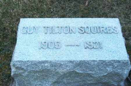 SQUIRES, GUY - Suffolk County, New York | GUY SQUIRES - New York Gravestone Photos
