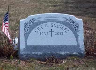 SQUIRES, GUY N. - Suffolk County, New York | GUY N. SQUIRES - New York Gravestone Photos