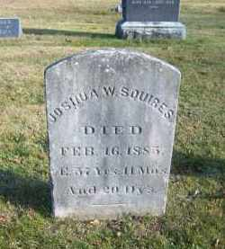 SQUIRES, JOSHUA W. - Suffolk County, New York | JOSHUA W. SQUIRES - New York Gravestone Photos