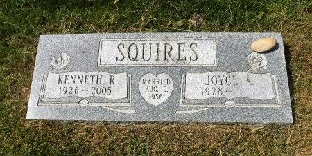 SQUIRES, JOYCE A - Suffolk County, New York   JOYCE A SQUIRES - New York Gravestone Photos
