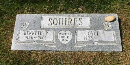 SQUIRES, KENNETH R - Suffolk County, New York | KENNETH R SQUIRES - New York Gravestone Photos