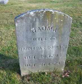 SQUIRES, NAOMA - Suffolk County, New York | NAOMA SQUIRES - New York Gravestone Photos
