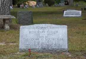 FULLER SQUIRES, ROSEMARY - Suffolk County, New York | ROSEMARY FULLER SQUIRES - New York Gravestone Photos