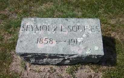 SQUIRES, SEYMOUR L - Suffolk County, New York | SEYMOUR L SQUIRES - New York Gravestone Photos