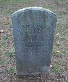 STRONG, CATHERINE A. - Suffolk County, New York | CATHERINE A. STRONG - New York Gravestone Photos
