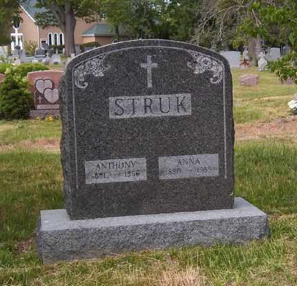 STRUK, ANNA - Suffolk County, New York | ANNA STRUK - New York Gravestone Photos