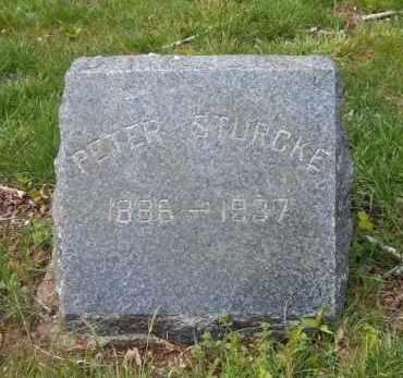 STURCKE, PETER - Suffolk County, New York   PETER STURCKE - New York Gravestone Photos