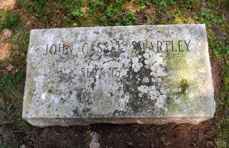 SWARTLEY, JOHN CASSEL - Suffolk County, New York | JOHN CASSEL SWARTLEY - New York Gravestone Photos