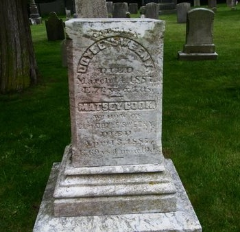 COOK, MATSEY - Suffolk County, New York | MATSEY COOK - New York Gravestone Photos