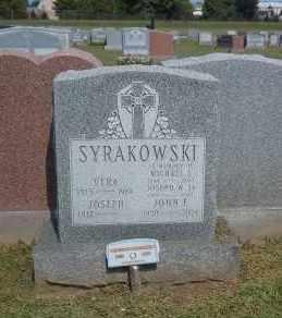 SYRAKOWSKI, MICHAEL S. - Suffolk County, New York | MICHAEL S. SYRAKOWSKI - New York Gravestone Photos