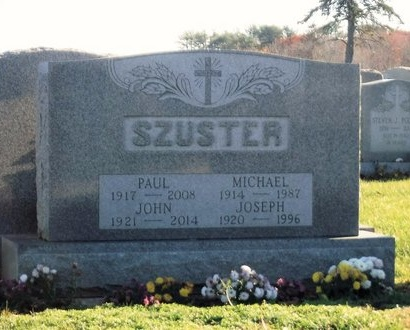 SZUSTER, JOSEPH - Suffolk County, New York | JOSEPH SZUSTER - New York Gravestone Photos