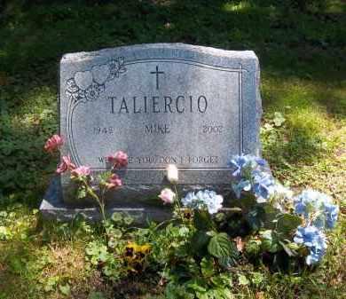 TALIERCIO, MIKE - Suffolk County, New York | MIKE TALIERCIO - New York Gravestone Photos