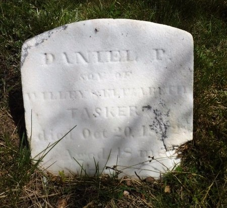 TASKER, DANIEL P - Suffolk County, New York | DANIEL P TASKER - New York Gravestone Photos