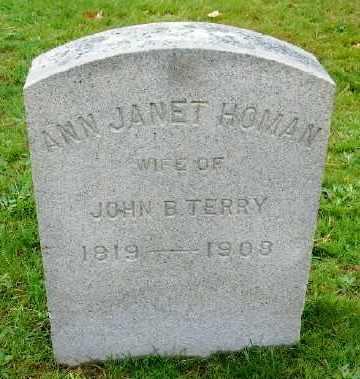 TERRY, ANN JANET - Suffolk County, New York | ANN JANET TERRY - New York Gravestone Photos